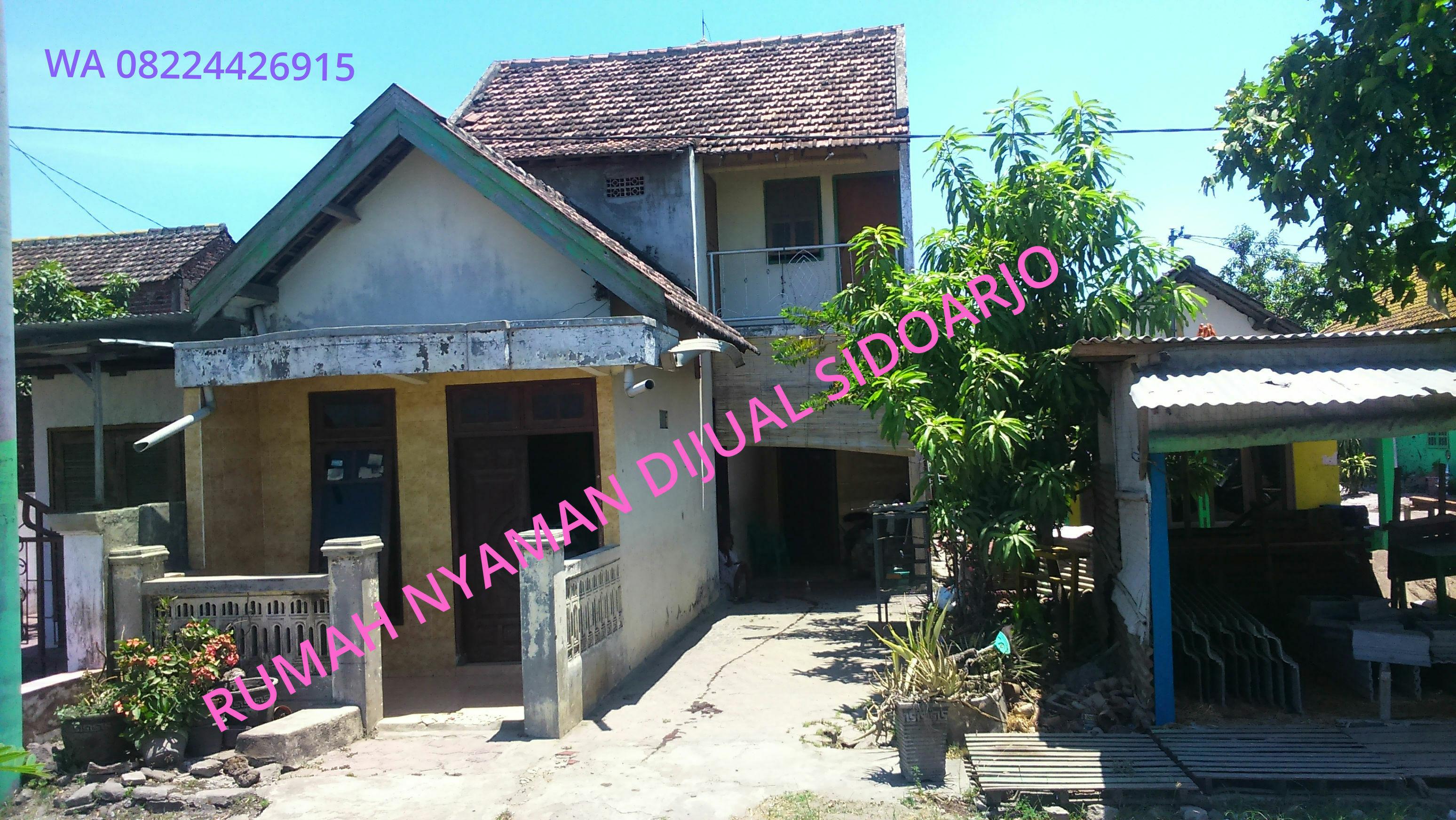 Rumah di daerah SIDOARJO, harga Rp. 650.000.000,-